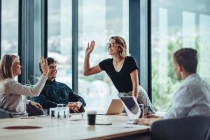 Interne Kommunikationsstrategie macht den Erfolg planbar